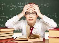 Stress of Teaching