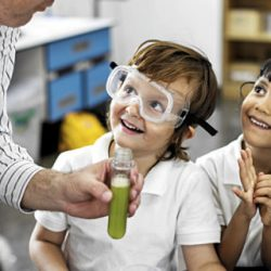 Spark Students' Interest in the Science
